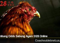 Menghitung Odds Sabung Ayam S128 Online